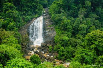 Cheeyappara and Valara Waterfalls - Idukki
