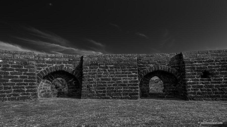 Bekal Fort in Kasargod