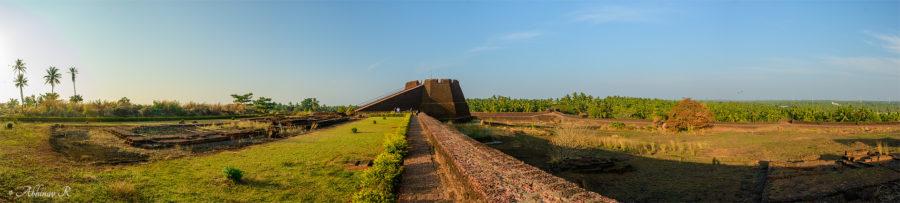 Bekal Fort Panorama