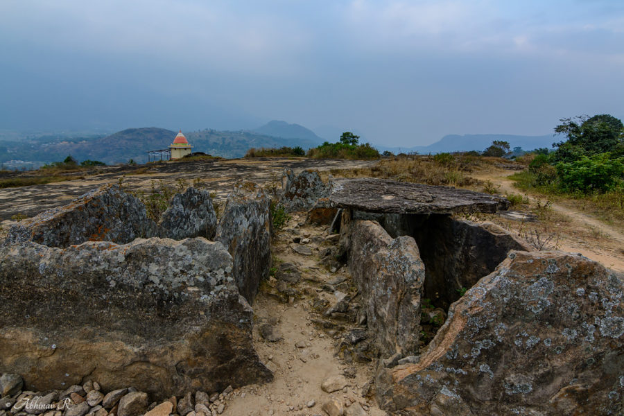 Muniyara or Dolmens of Marayoor