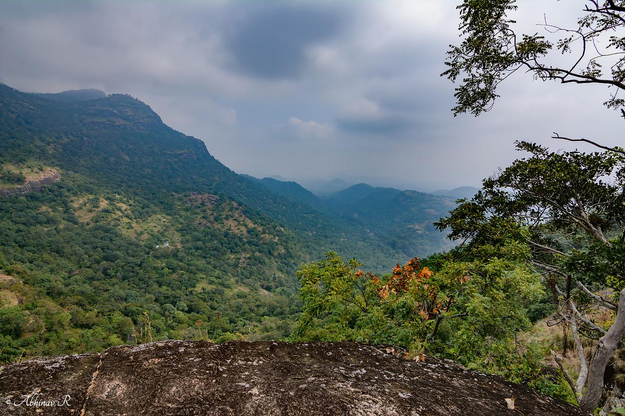Chinnar view point