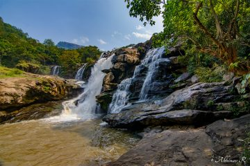 Trekking to Thoovanam Waterfalls near Marayoor