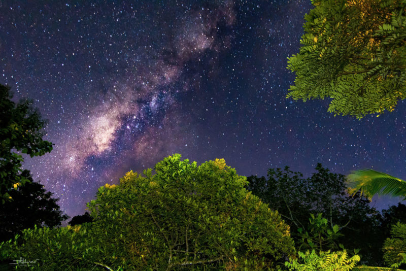 Milky Way Photography with Tokina 11-16mm - from Kerala - September 2018