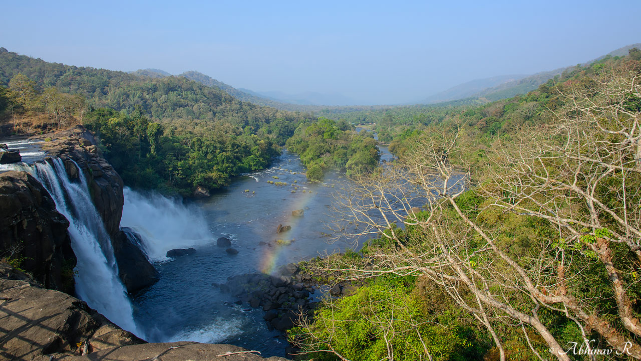 Athirappally Waterfalls