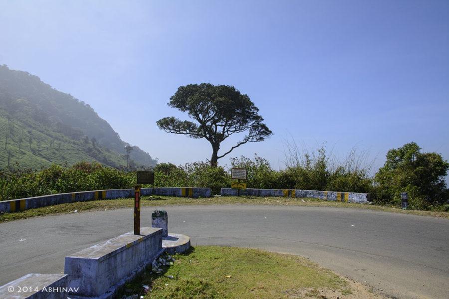 Valparai - Pollachi Route
