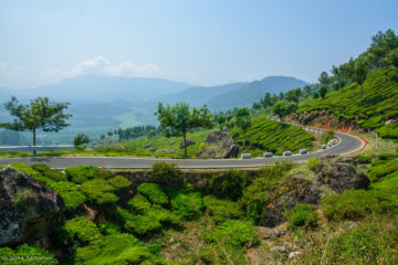Munnar Gap Road - Nature at its best