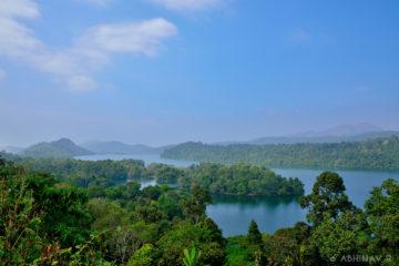 Athirapally - Sholayar - Valparai