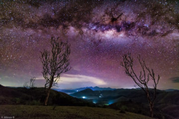 Vagamon Milky Way