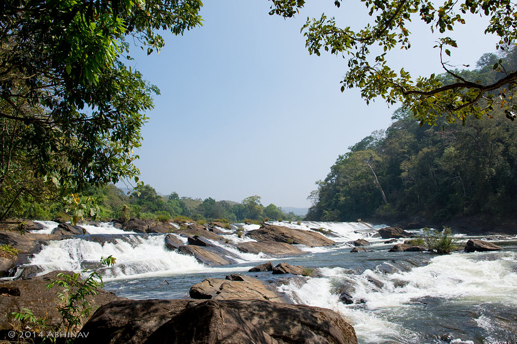 Vazhachal Waterfalls