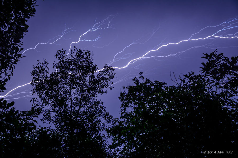 Lightning - from Cheruvally
